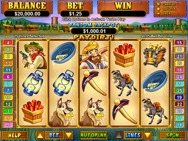 online casino slot machines bock of rar