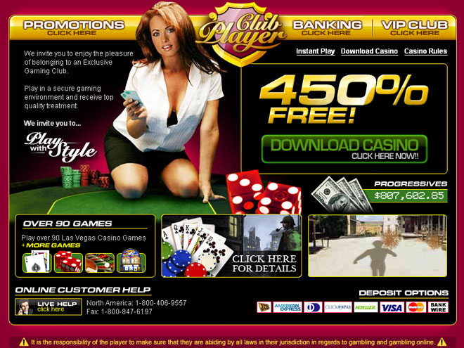 club player casino free chip codes