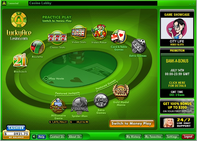 lucky ace poker promotion code
