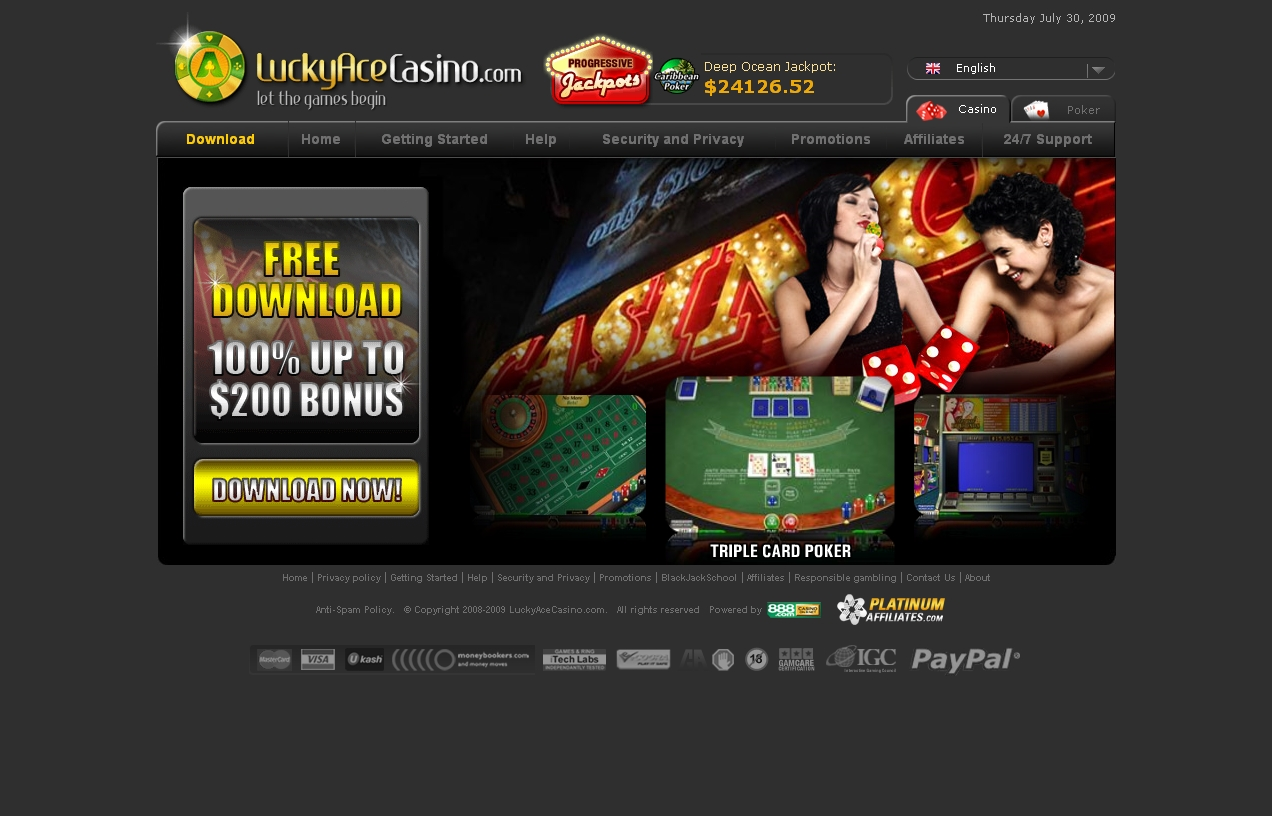casino websites