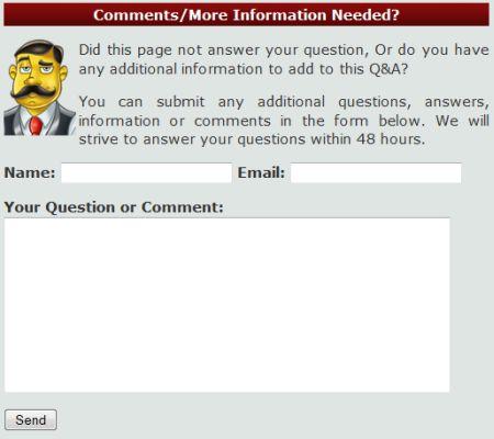 casino answers form